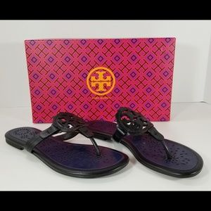 NIB TORY BURCH Miller Sandals